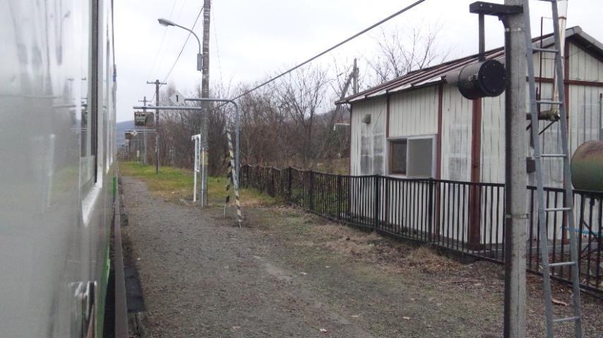 ... ぴっぷ 駅 宗谷 本線 北比布 駅
